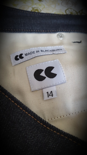 CC jeans label