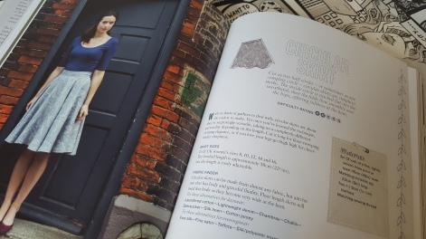 GBSB circle skirt book